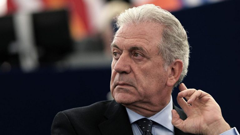 Tusk Vs. Avramopoulos in Latest EU Refugee Quotas Feud