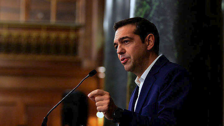 Tsipras: Tusk's Proposal on Refugee Quotas is 'Unfortunate'