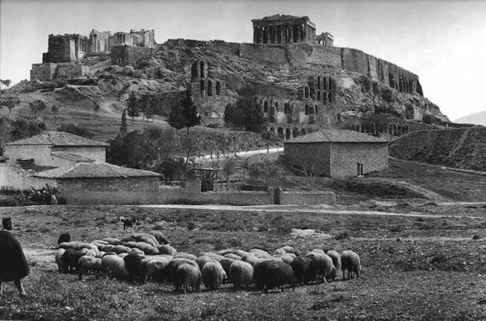 The photographer who Fell in Love with Greece. Frédéric Boissonnas