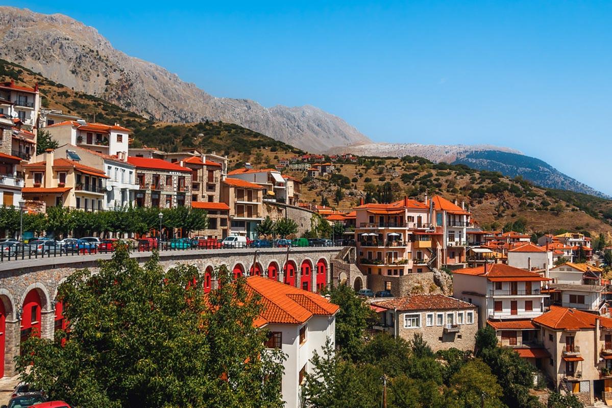 Greek Villages Arachova