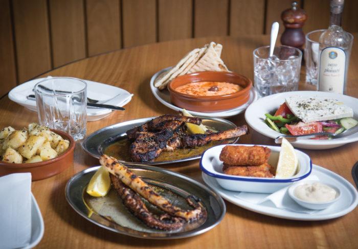 Best Greek Restaurants Melbourne