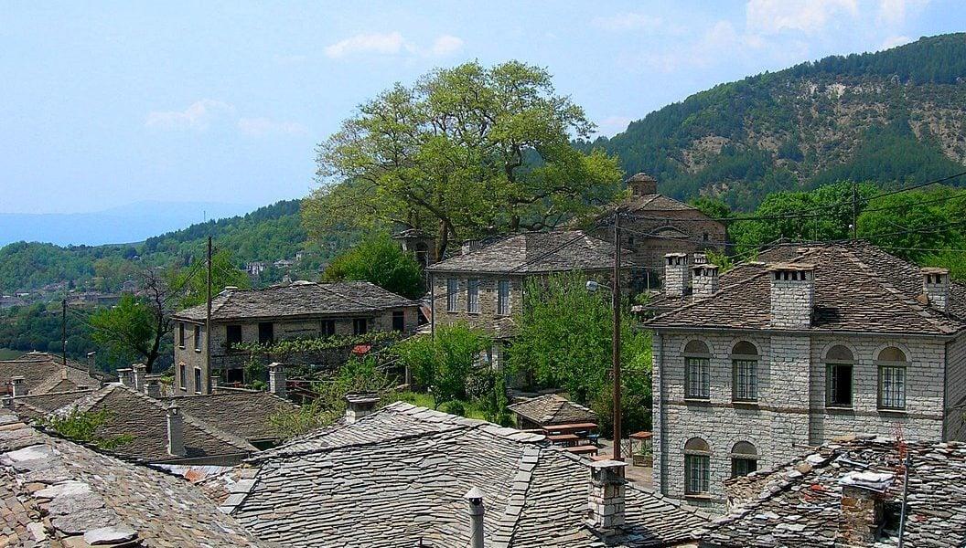 Mikro Papigo village