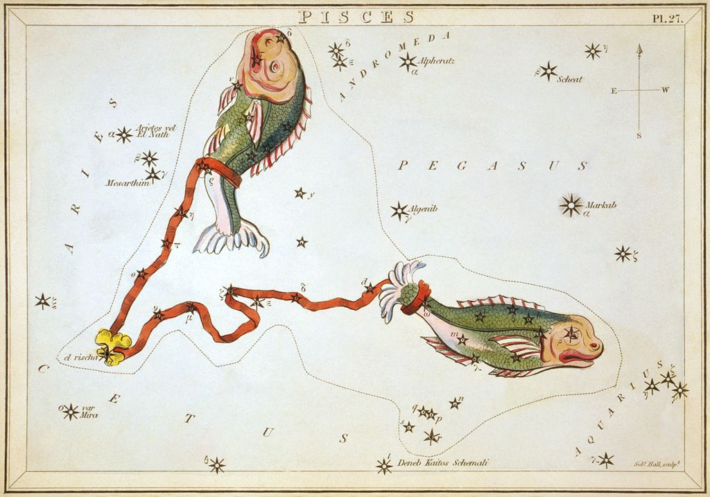 Greek constellations