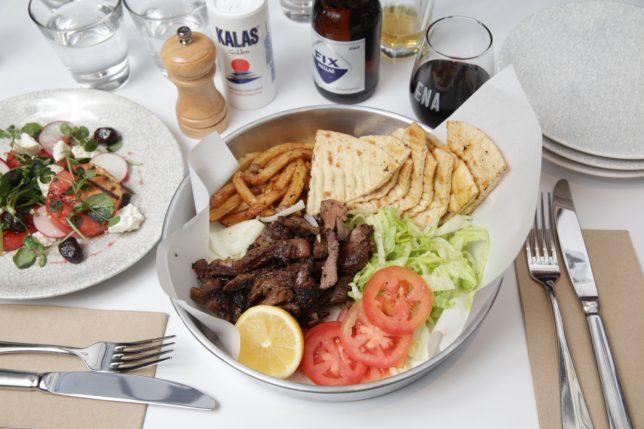 Best Greek restaurants in Melbourne.