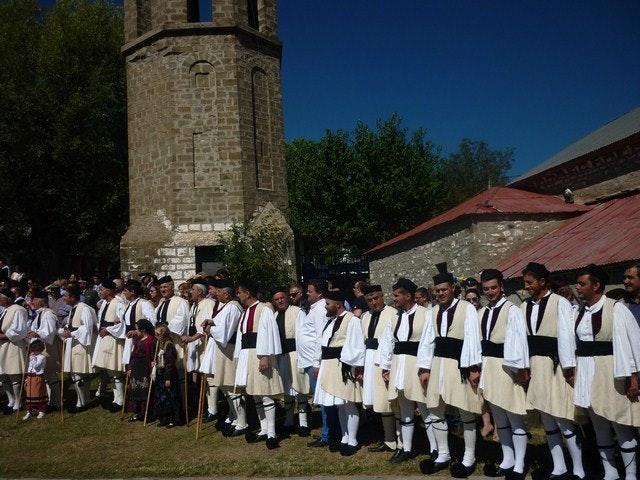 samarina, Pindos Mountains