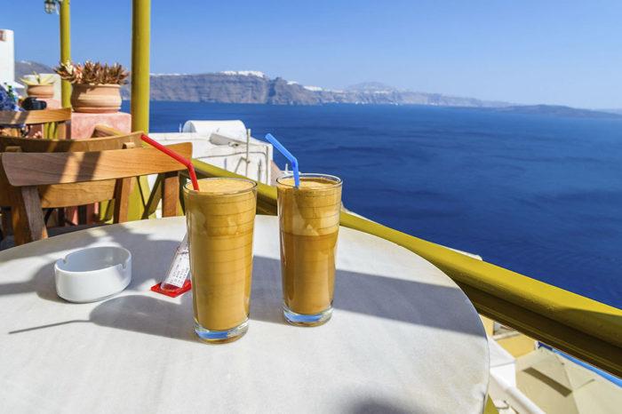 Greek coffee traditions