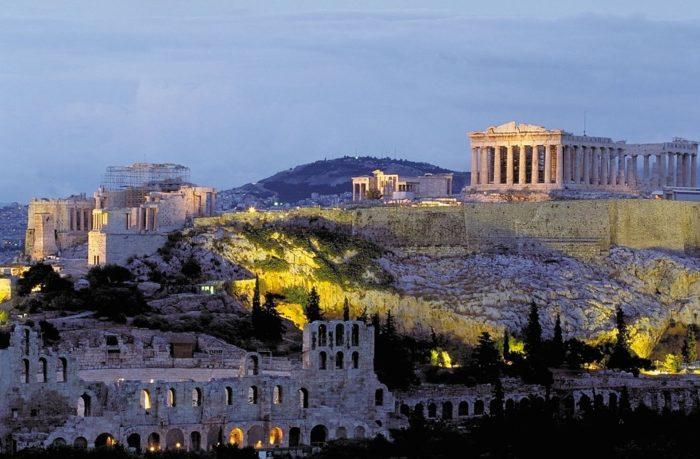 Athens, World Book Capital 2018