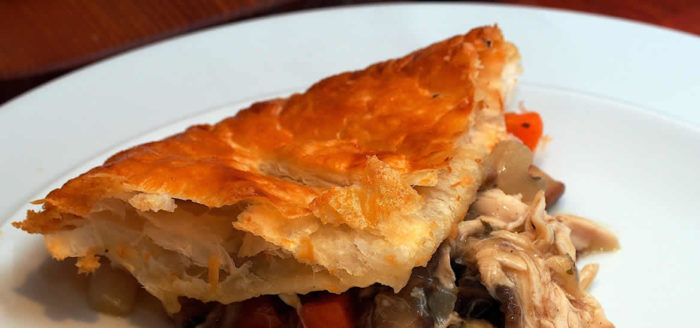 Chicken Pie (Courtesy of Pirrion Boutique Hotel Sweet Hospitality).