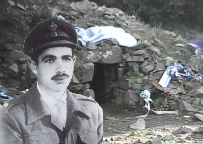Grigoris Afxentiou EOKA