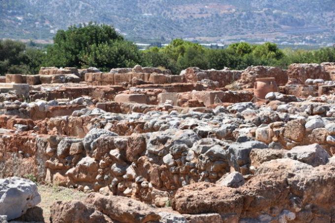Archaeological Site of Malia.