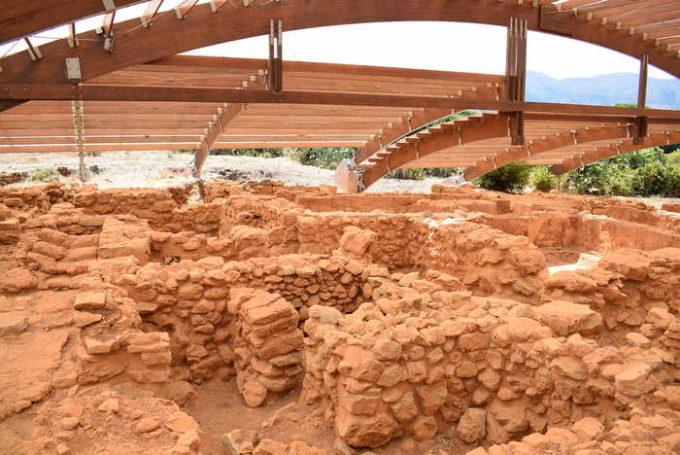 Greece news, Greek news, Travel, Crete, Archeology, Malia