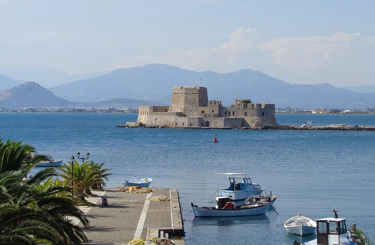 Φρούριο, Ναύπλιο