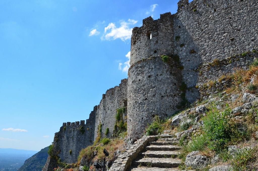 Φρούριο Μυστράς
