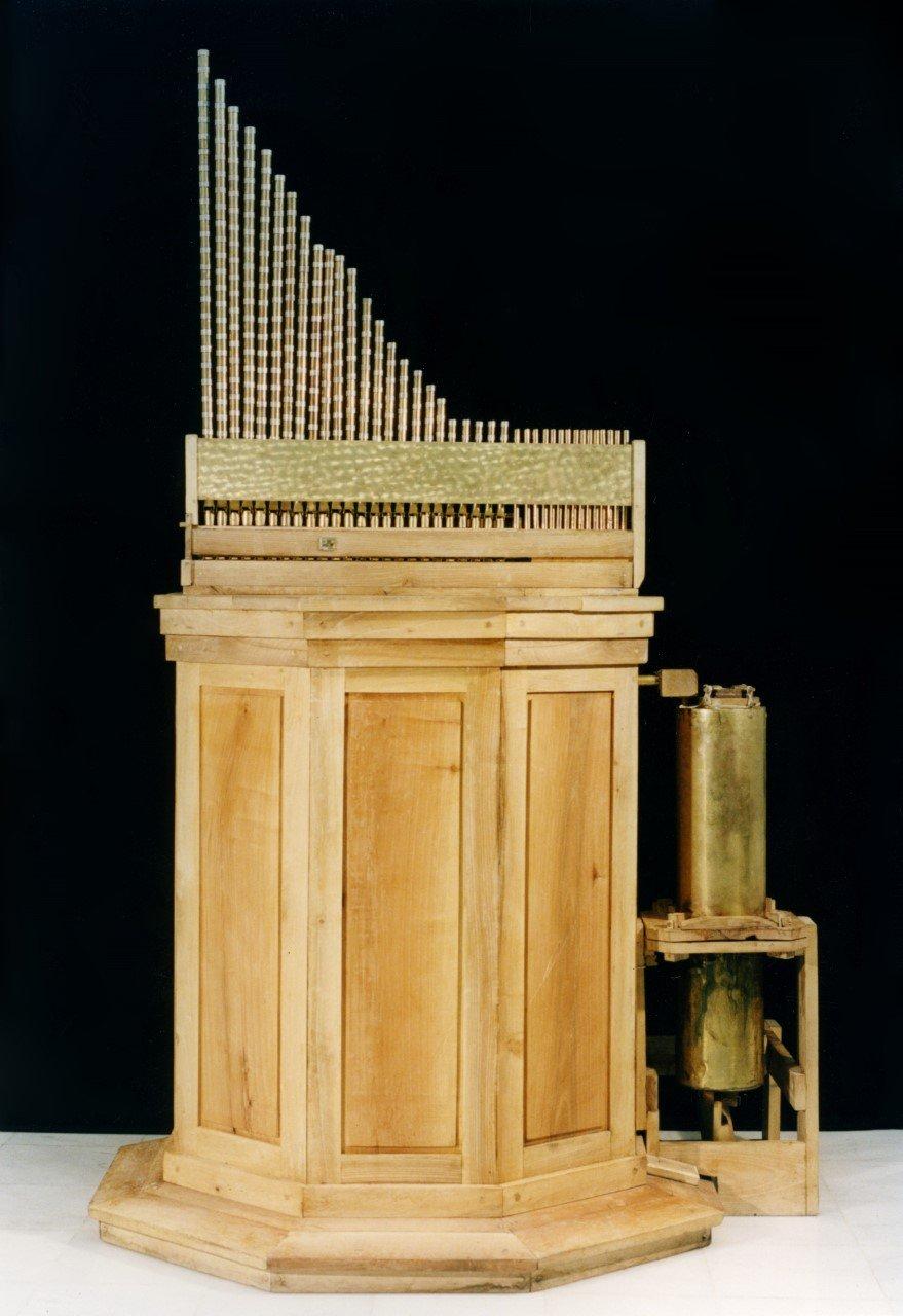 The Hydraulis Greek Instrument