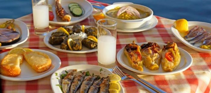 Lesvos Food Fest.
