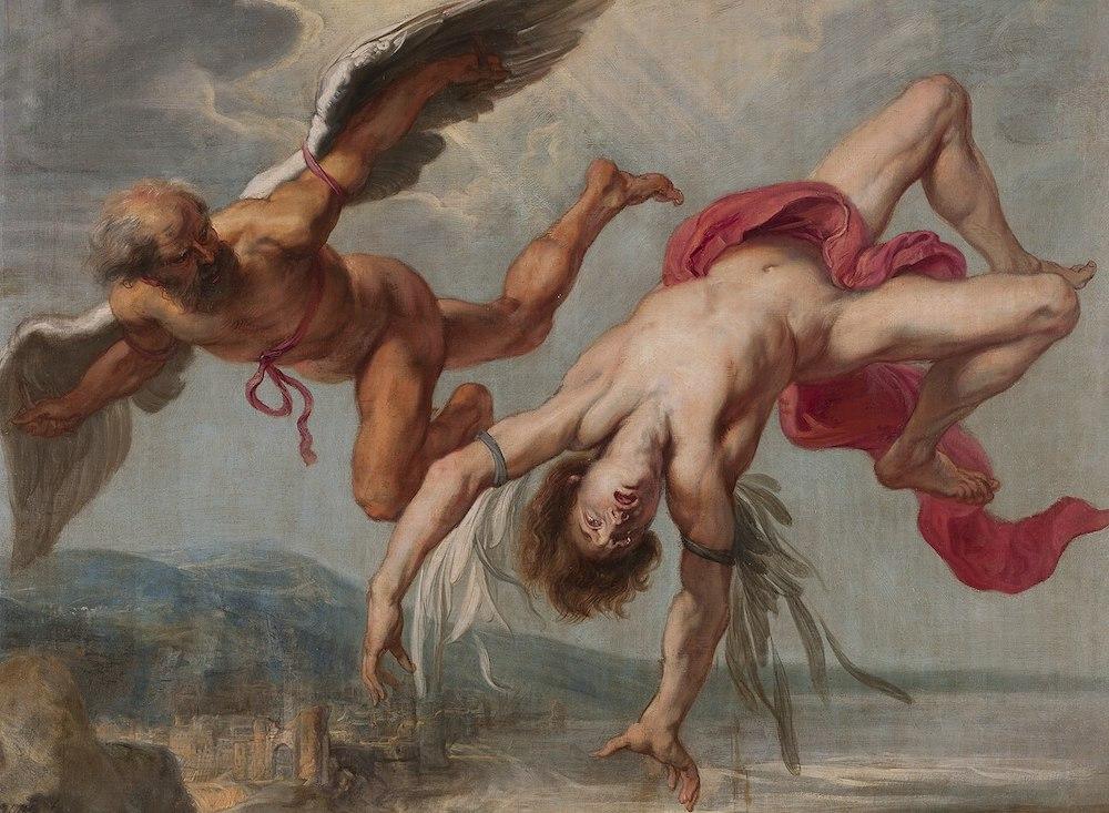 Icarus greek mythology