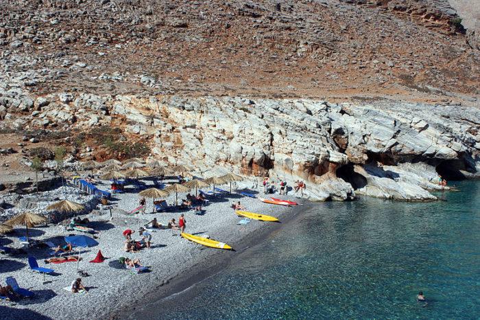Marmara Beach, Crete