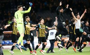 04/01/2018: Latest Greek Super League Results with Video