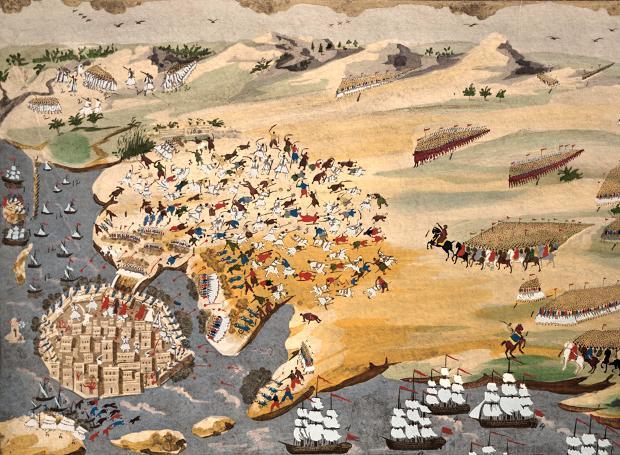 Exodus of Missolonghi