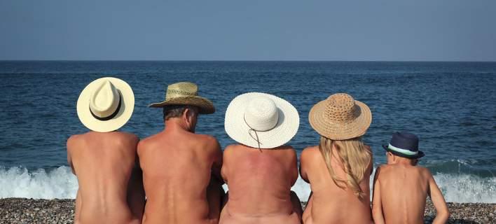 Nudist couple Category:Nude couples,