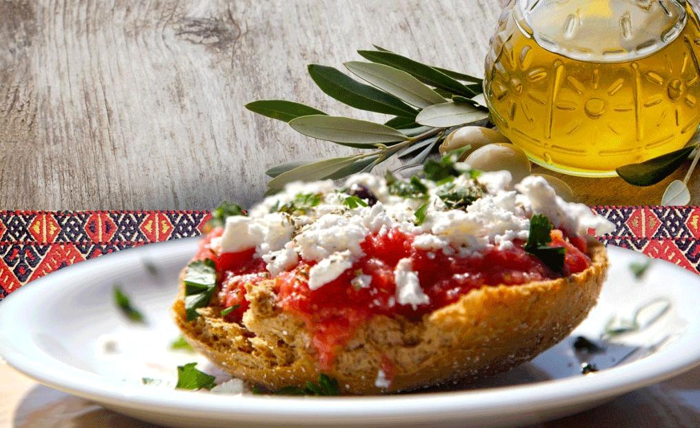 Paximadia greek superfood