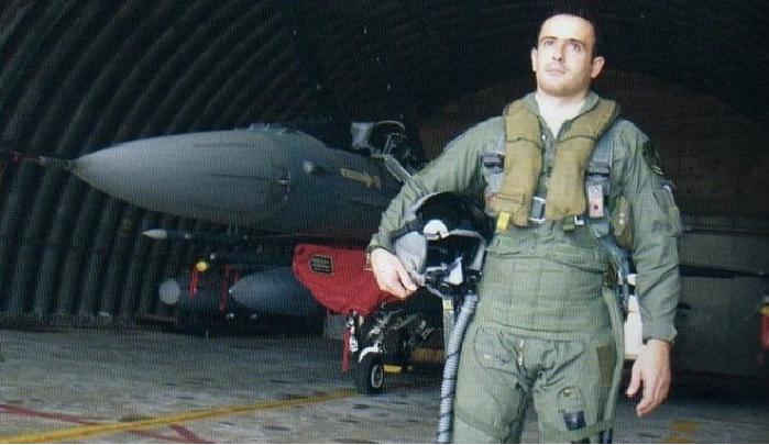 Iliakis Hero pilot