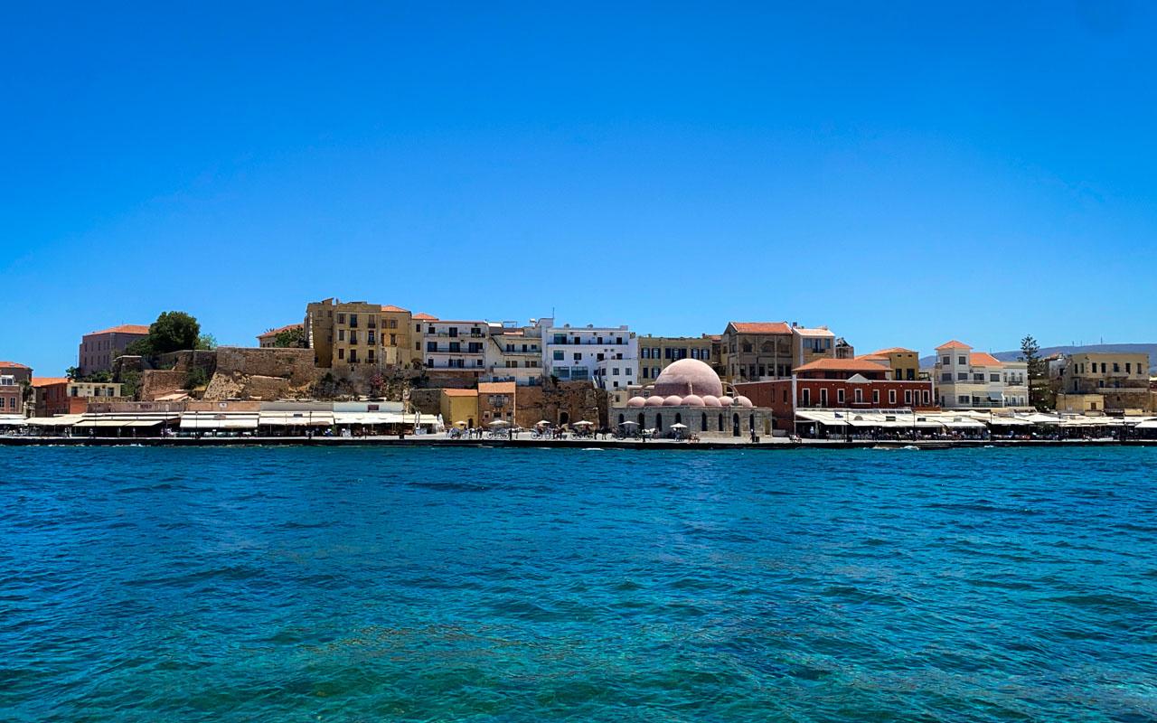 Chania family holiday vacation crete