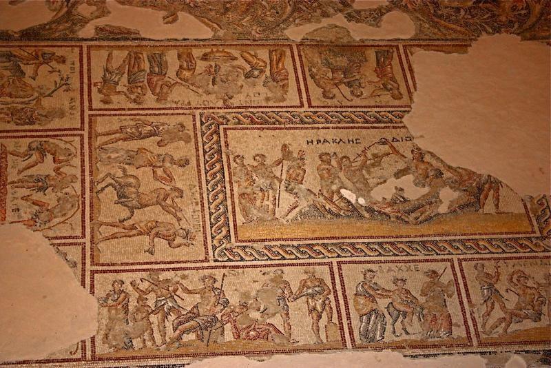 israel byzantine greek winepresses