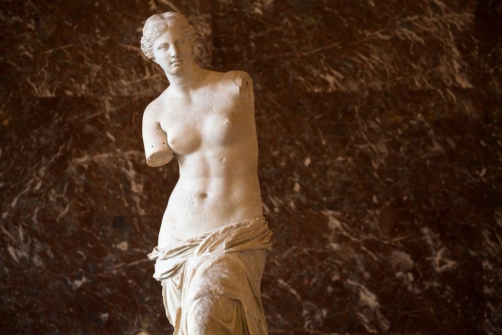 Venus de Milo Aphrodite of Milos