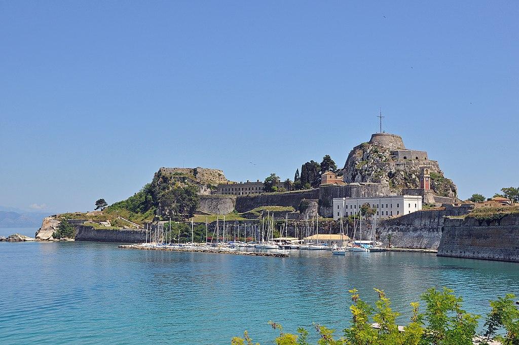 Corfu Ionian Islands