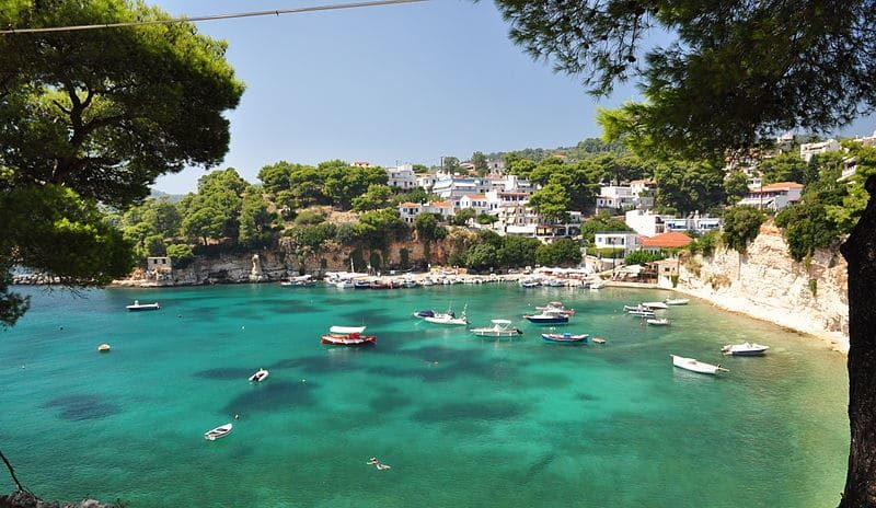Alonissos Family Holidays in Greece