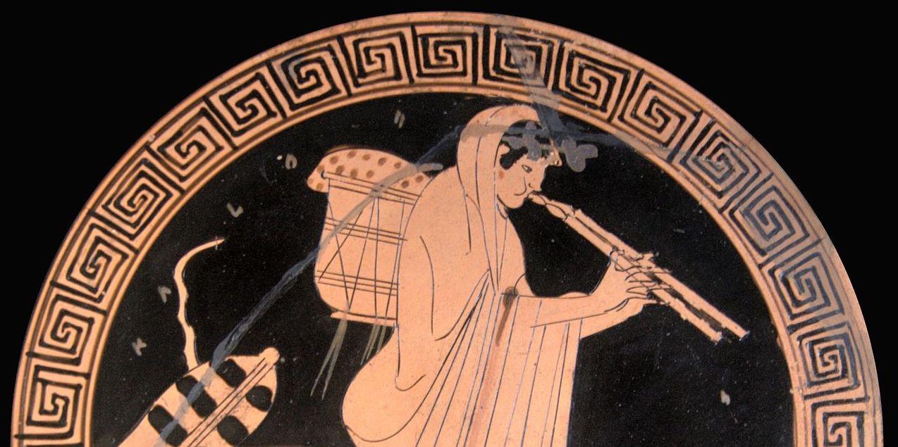 Music ancient greece greek