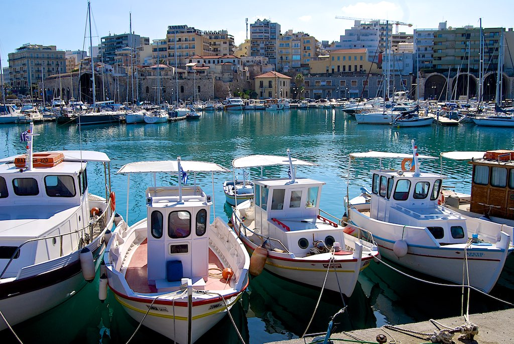 Ηράκλειο, Κρήτη, Ελλάδα