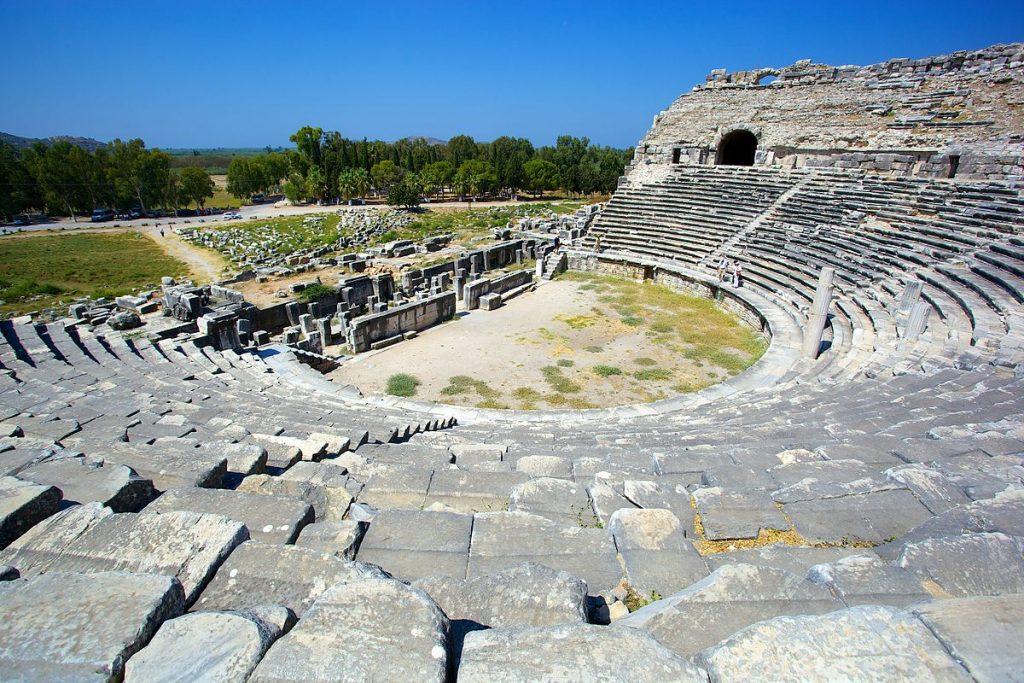 Greek sites troy