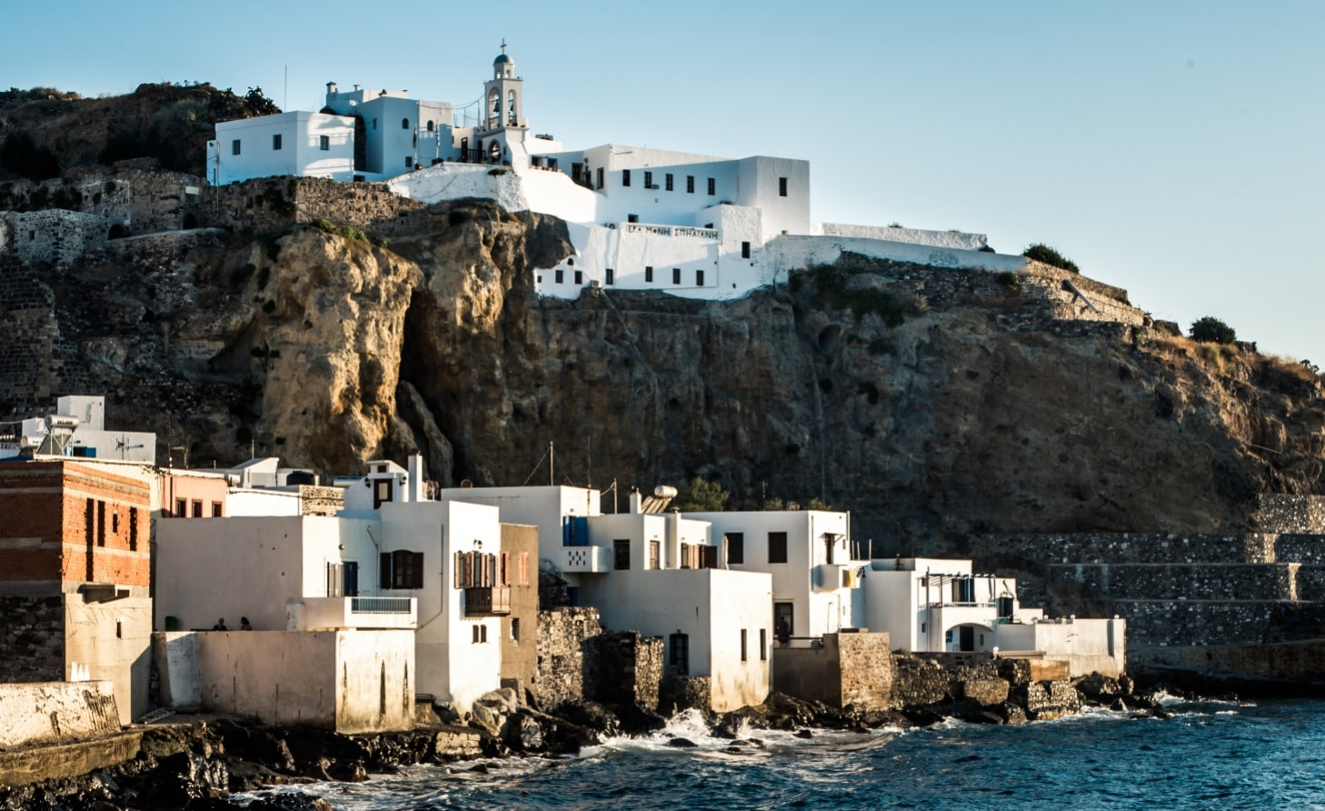 Μονή Παναγίας Σπηλιανής,