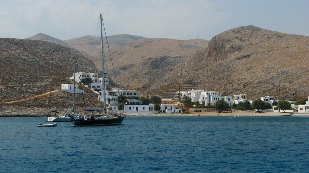 Νησί Φολέγανδρος, Ελλάδα