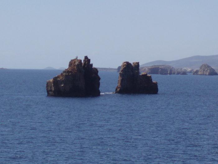 Νησίδες Σαμίνα Πάρου
