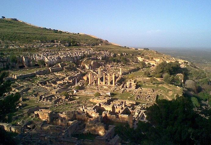 Cyrene: The Stunning Ancient Greek City of Libya