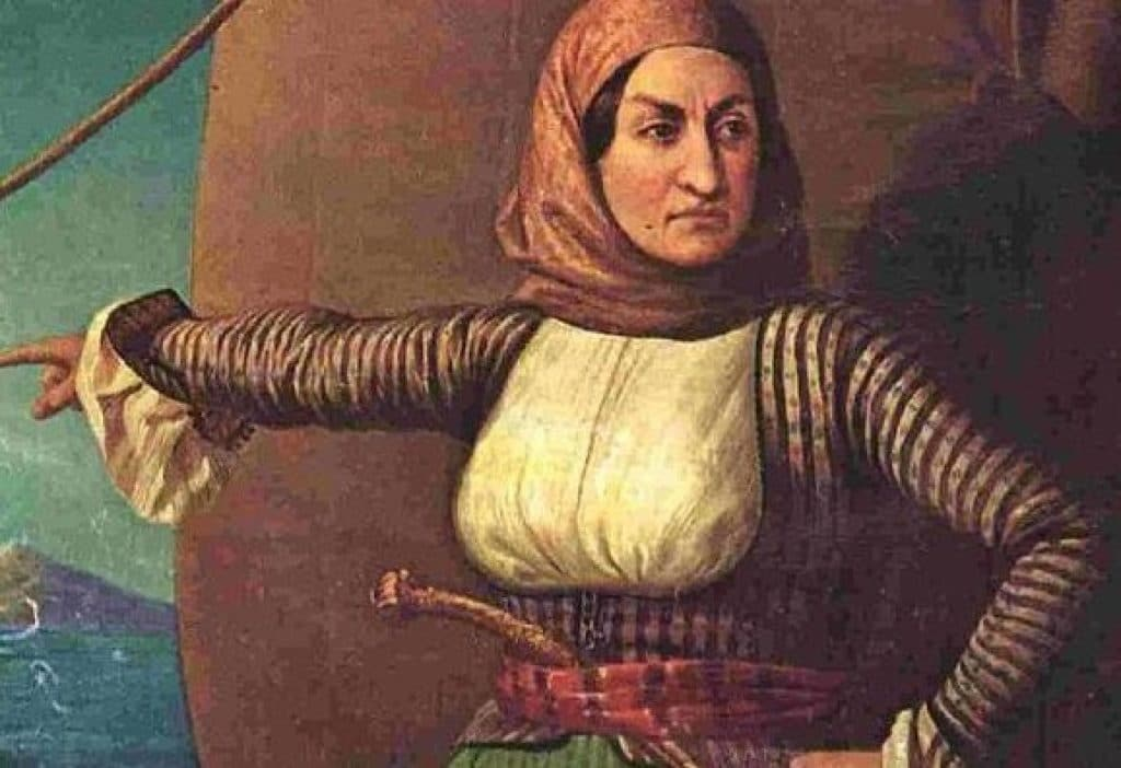 influential Greek women