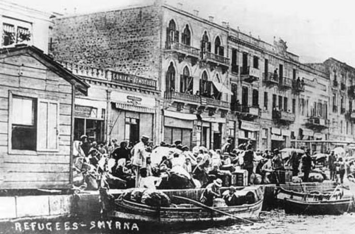 Catastrophe Smyrna greeks