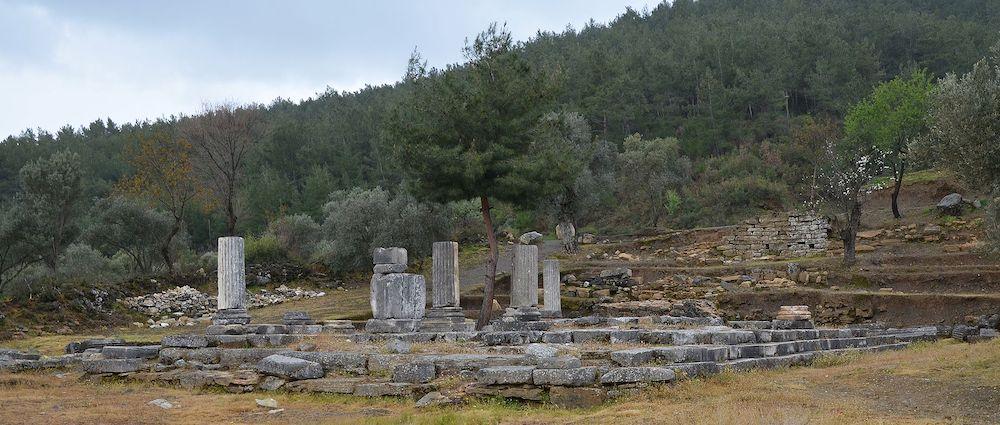 hadrianopolis ancient greek city abandoned