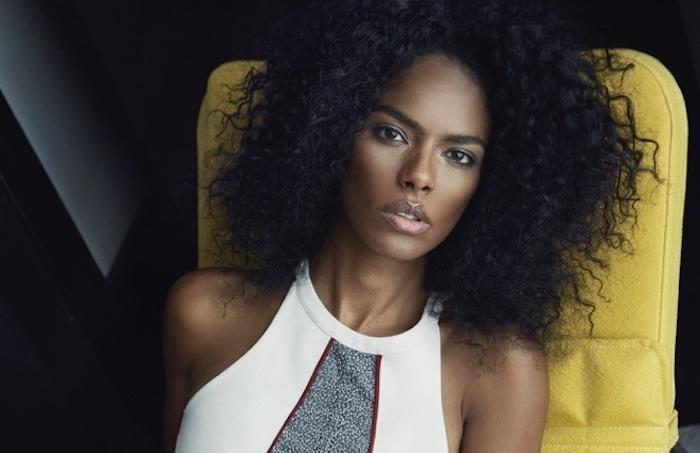 Greek Congolese model