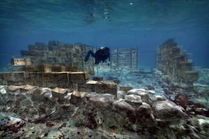 Ancient Cities Lost Under the Aegean Sea