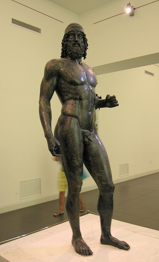 Ancient Greek masterpieces art