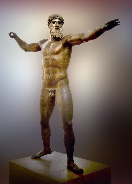 Zeus Poseidon