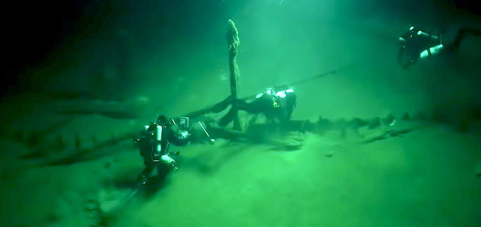 odysseus oldest shipwreck