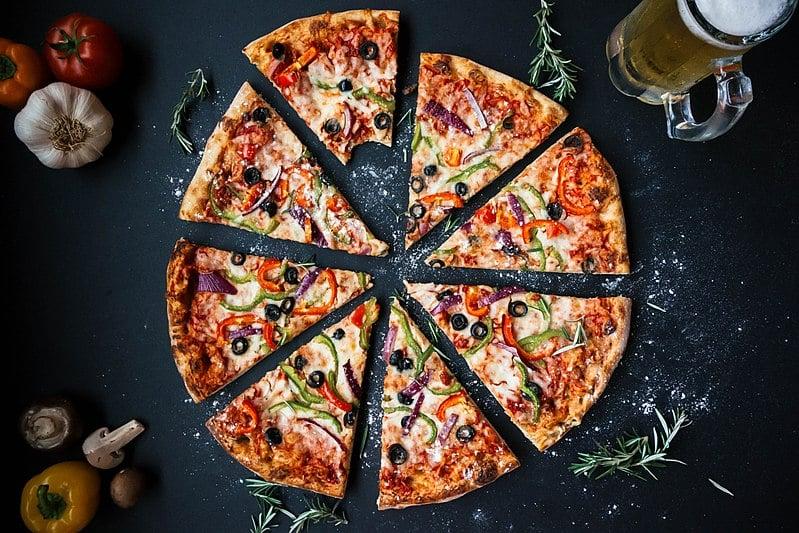 Pizza Greeks Italians