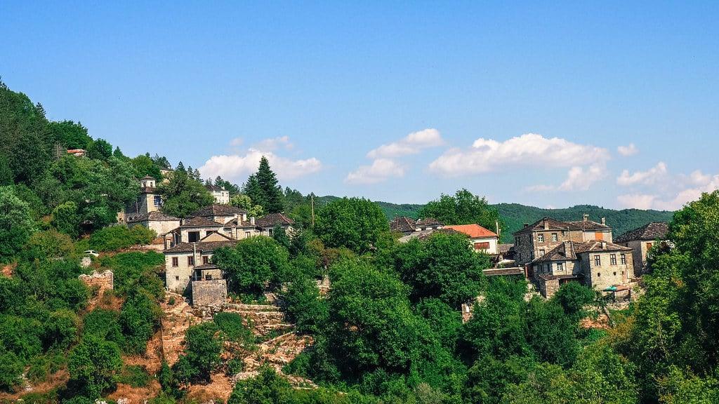 Αρχαία χωριά του Ζαγορίου στην Ελλάδα