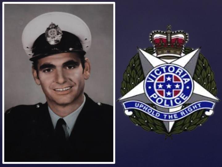 first undercover cop greek australian nick cecil
