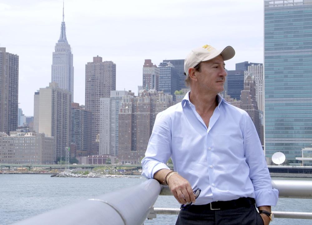 John Kalafatis is the CEO of York Studios